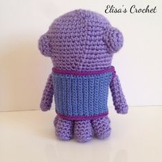 CROCHET PATTERN OH Home Dreamworks Crochet door Elisascrochet