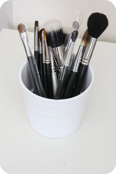 I will build up my mac brush collection.