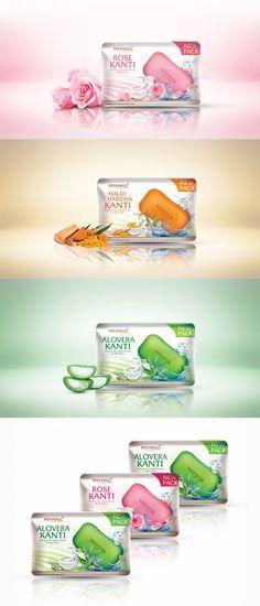 Packaging Design for FMCG Brand Patanjali on Behance