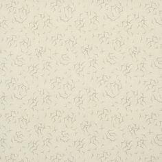 Whitehaven Mansions Whitewood Fabric | Linwood Fabrics