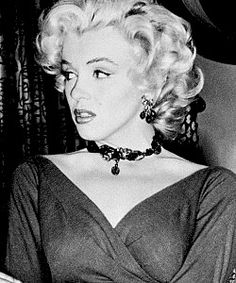 Marilyn always said she was better at playing the sad parts than the happy parts in movies.