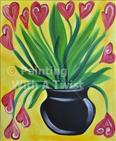 Painting with a twist paintings pinterest events for Painting with a twist charlotte nc