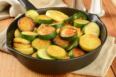 A low-sodium recipe for zucchini and squash lovers!