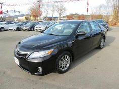 2011 Toyota Camry Hybrid, 16,688 miles, listed on CarFlippa for $23,950 under used cars.