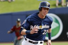 Videos poll: christian yelich stats aujourd hui , christian yelich stats aujourd hui christian yelich stats aujourd hui en, christian y Best Baseball Player, Better Baseball, Kane West, Kim Kardashian Son, Christian Yelich, Willie Mays, Youth Programs, Milwaukee Brewers, Cute Guys