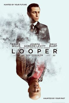 Looper - we watched this last night. One of the better movies I've seen in a while.