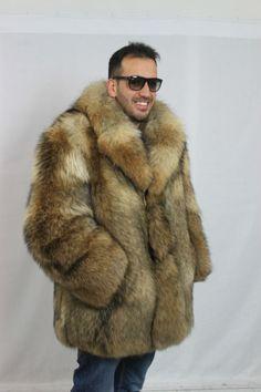 Nice fur jacket | Men&39s Fashion | Pinterest | Nice Jackets and Fur