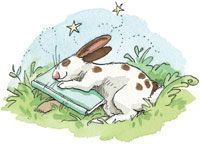 The Library of Virginia Newsletter, October 2012 Issue Stories Bunny Paws, Cute Bunny, Bunnies, Sam Mcbratney, Anita Jeram, Dog Cuddles, Rabbit Art, Artists For Kids, Penny Black