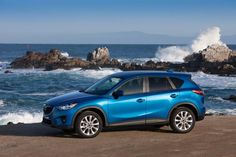 #Mazda #CX5 beach day!