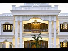 House Arch Design, Architect Design House, Two Story House Design, Best Modern House Design, House Outside Design, Classic House Design, Village House Design, Kerala House Design, Bungalow House Design