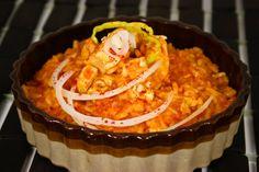 Jellof rice - Burkinabe cusine