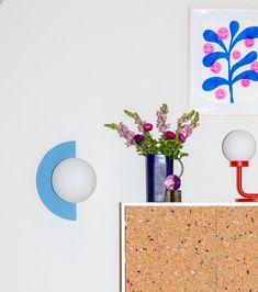 SWEDISH NINJA furniture, lighting and accessories made in Sweden. Baskets On Wall, Architectural Digest, Elle Decor, Floor Lamp, Sweden, Ninja, Candle Holders, Colours, Candles