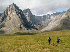 Gates of the Arctic National Park and Preserve, Alaska #NationalParks
