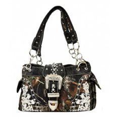 Western Black Camo Mossy Oak® Rhinestone Belt Buckle Studded Satchel Purse Bag - AH22 Arif's Collection,http://www.amazon.com/dp/B00IGSOHRK/ref=cm_sw_r_pi_dp_Pvfotb09HAZJQKZW