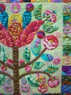 More Lollipop Quilt inspiration