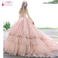 Pink Ball Gown Prom Dresses Sweetheart Lace Evening Dresses Gorgeous Bridal Dresses Romantic Princess Dresses Sleeveless Gown Prom Dresses Canada Prom Dresses Short From Rosemarybridaldress, $183.92| Dhgate.Com
