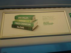 Text-to-donate Macmillan ad