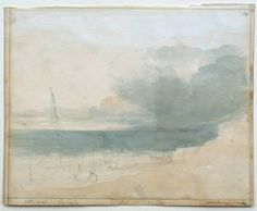Joseph Mallord William Turner, 'Shoreham' date not known