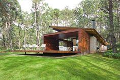 Modern house...