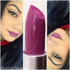 Riri boy lipstick! omg I've been looking for this color all my life!!