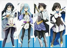 Ken Anime, Chica Anime Manga, Slime Wallpaper, Blue Hair Anime Boy, Shokugeki No Soma Anime, Naruto Uzumaki Art, Anime Princess, Kawaii Anime Girl, Cute Anime Character