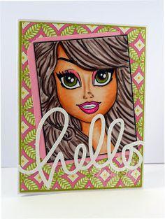 Got Joy Creations - by Dana Joy: Hello Beautiful