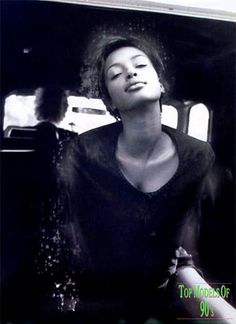 Brandi Quinones GLAMOUR 1994