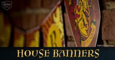 DIY: House Banners