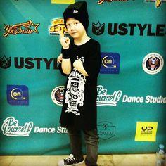 Маленькие чемпионы @beyourselfdance