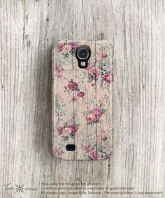 Floral Samsung galaxy s4 case rose samsung galaxy note by TonCase, $23.99