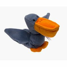 Ty Beanie Babies - Scoop the Pelican