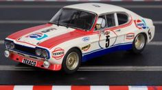 Ready to race slotcars and kits. Race car & road cars in scale, and HO scale. Slot Cars, Race Cars, Scalextric Cars, Ford Capri, Texaco, Car Ford, Pepsi, Car Ins, Spa