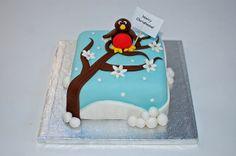 Christmas Cake for Kids..