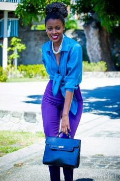 Dress for Work Think Business Fun and still get the job done. PattyonSite™