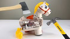 What's inside a Dancing Horse Toy? Youtube Banners, Funny Toys, Dancing, Horses, Dance, Horse