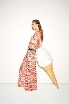Sass & Bide Resort 2014 Collection Slideshow on Style.com http://pinterest.com/kristinex