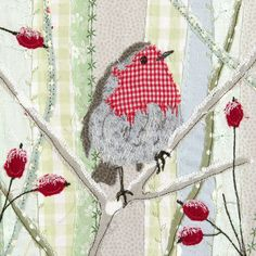 Alison is a Devon based textile artist inspired by the coast and countryside. Freehand Machine Embroidery, Free Motion Embroidery, Machine Embroidery Projects, Machine Embroidery Applique, Embroidery Art, Bird Applique, Landscape Art Quilts, Fabric Cards, Creative Textiles