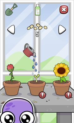 Moy 2 - Virtual Pet Game - screenshot
