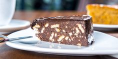 All the goodness of chocolate salami – in cake form! But don't worry, the ingredients are still the same!