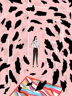 jon-han: Cover for U of T Magazine