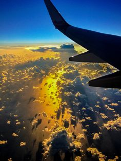What a beautiful view from an airplane, right?