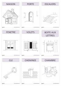 82 Best La Maison Et Les Meubles House Furniture Vocab Images In