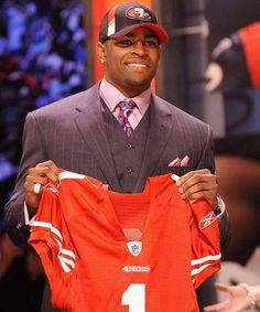 From Texas Tech... Michael Crabtree