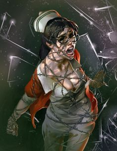 Evil Within by Grobi-Grafik