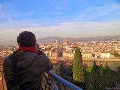 Villa Bardini, terrazza panoramica
