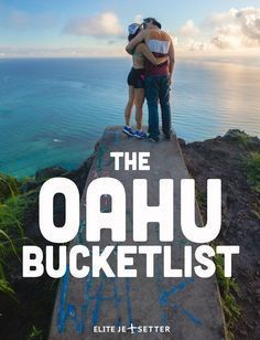 Thinking of visiting Hawaii? If you're heading to Oahu you might want to check out some of the incredible hikes, beaches and natural wonders around the island. Check out our Oahu bucketlist! via @elitejetsetters #VisitHawaii