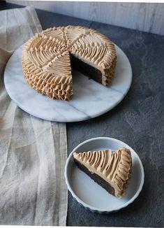 Delicious Cake Recipes, Best Dessert Recipes, No Bake Desserts, Easy Desserts, Sweet Recipes, Cocoa Recipes, Baking Recipes, Swedish Recipes, Sweet Pastries