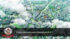 O meu reencontro com Pokémon em X & Y:  O relato de um jogador redescobrindo a série depois de muitos anos.