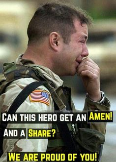 Reach out to our service members every chance you get. They need to know they are valued!