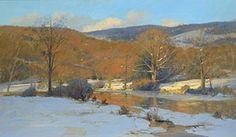 Snow Birds & Ice - John P. Osborne